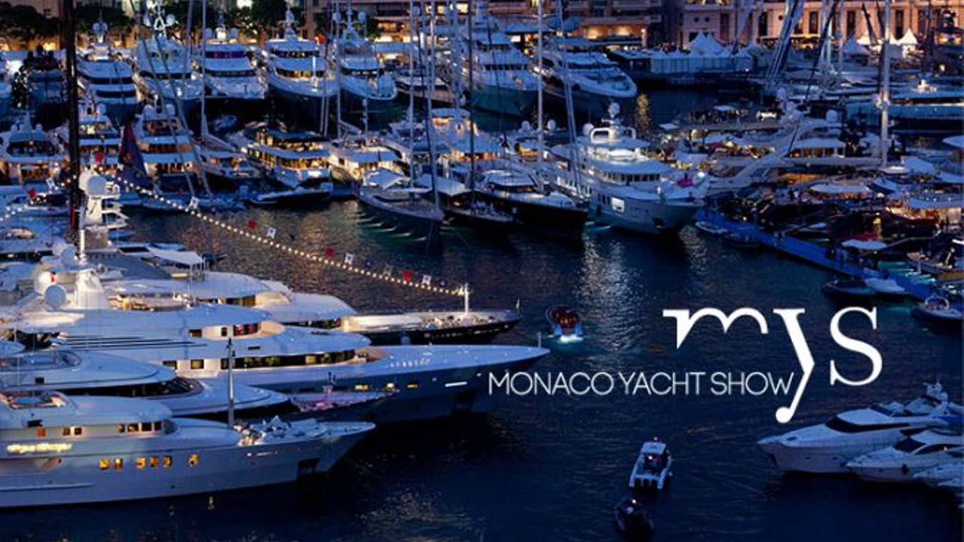 BCE is at Monaco Yacht Show 2019