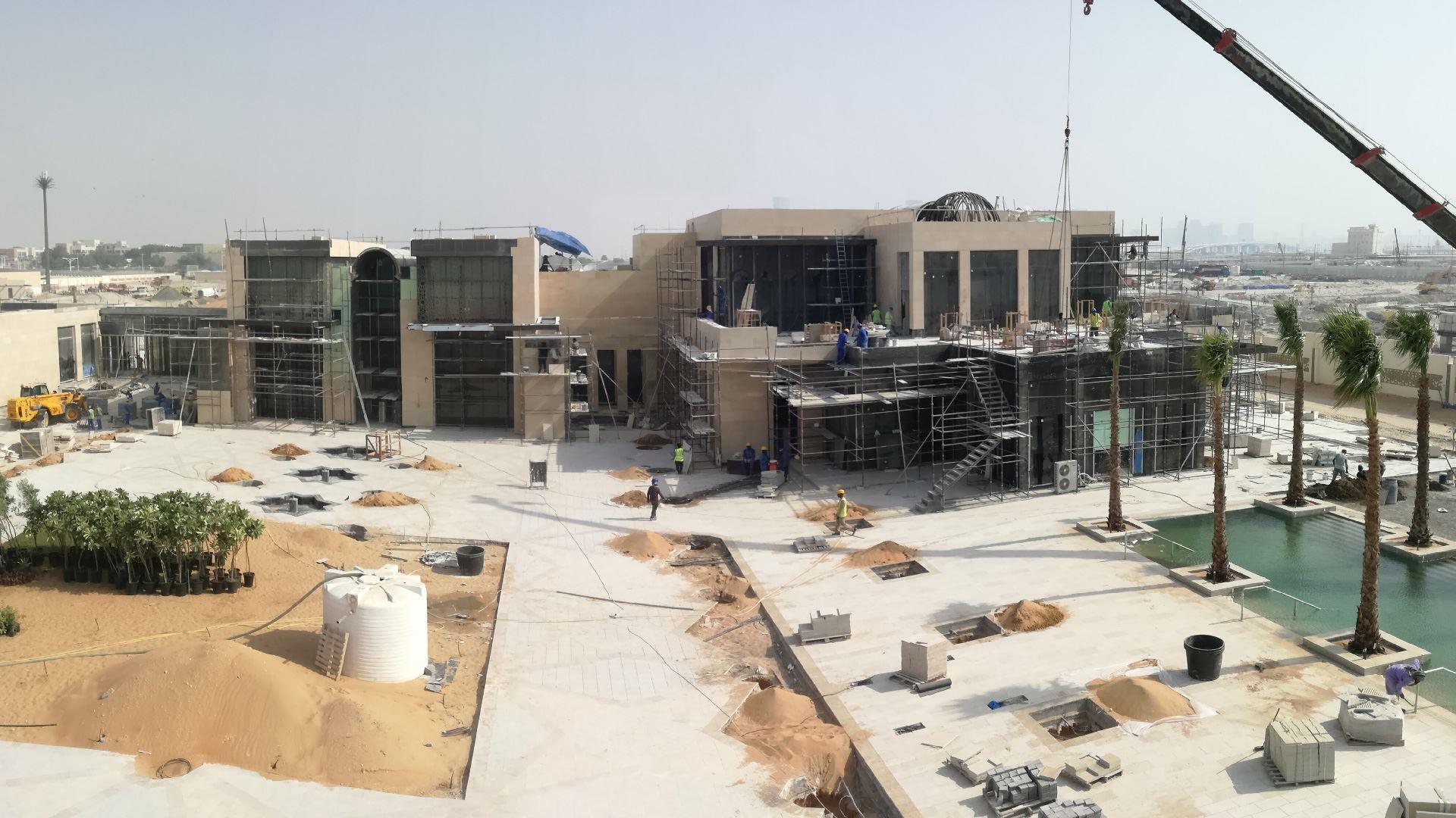 Abu Dhabi VVIP