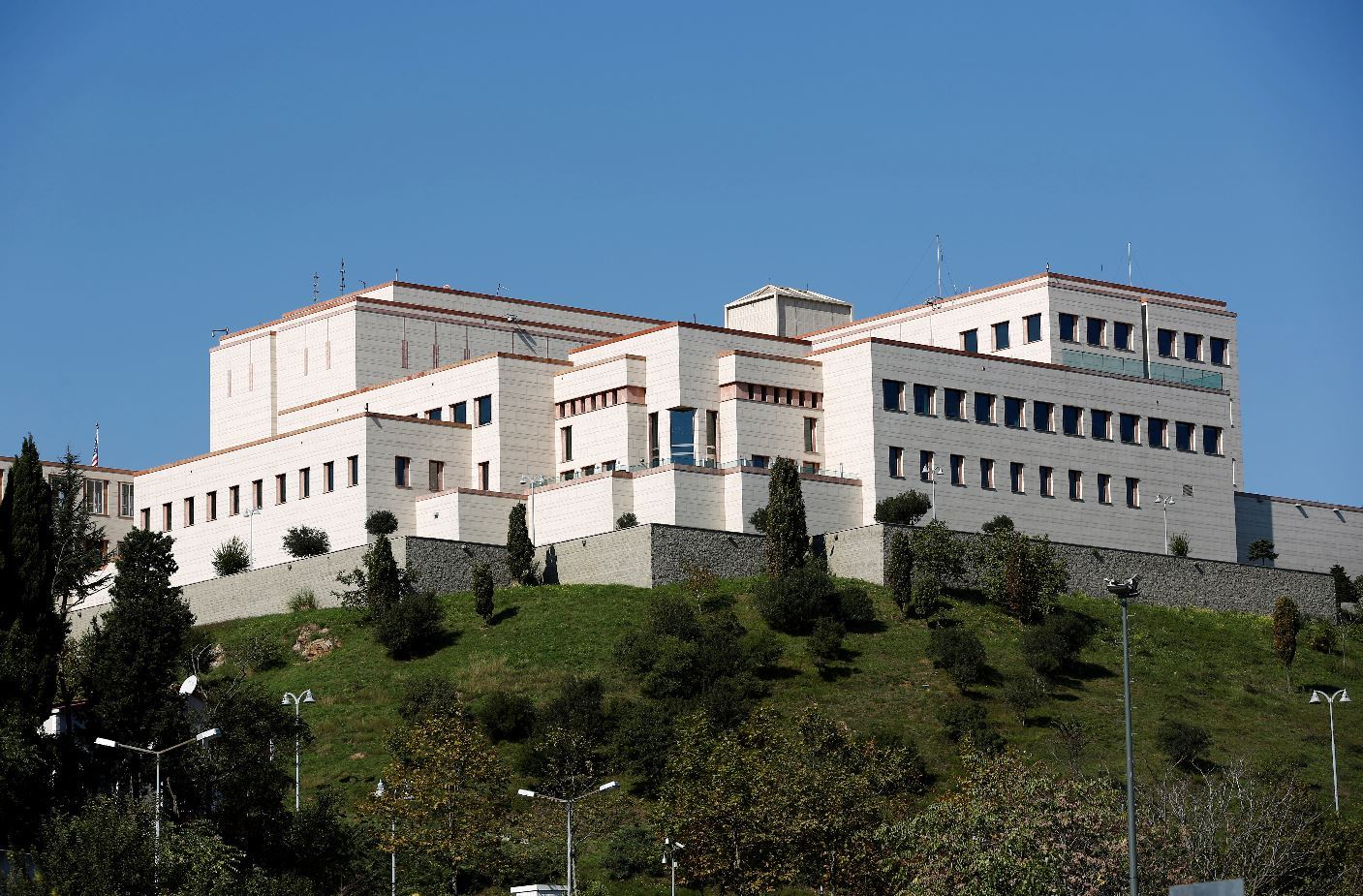 Picture of US Consulate